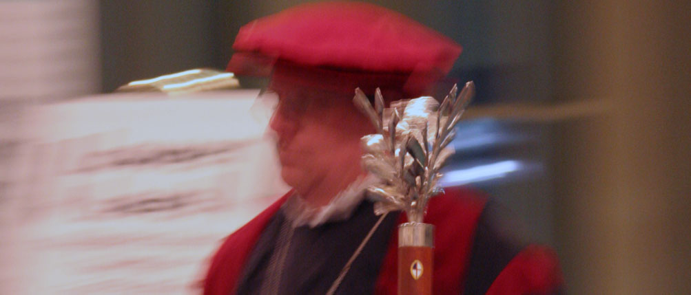 What Is A Verger?